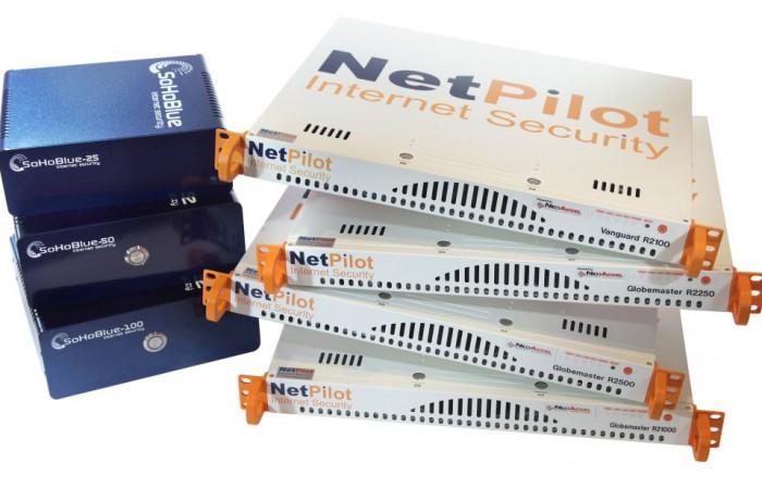 SoHoBlue and NetPilot Ranges