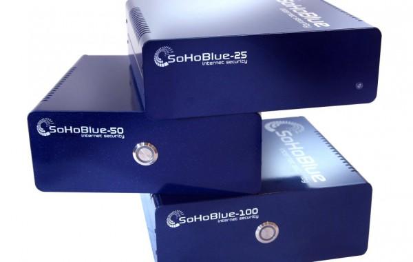 SoHoBlue Range